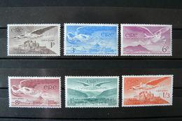 Irlande - Eire - Yvert PA 1/6 Neufs * - Airmail