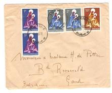 TP 362-363(2)-364(2) S/L.c.Inkisi 5/1/1960 V.Gand PR4528 - Congo Belge