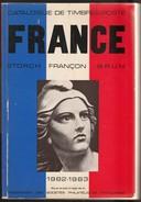 Catalogue FRANCE Storch Françon Brun - France