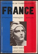 Catalogue FRANCE Storch Françon Brun - Frankrijk