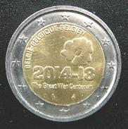 Belgium  -  Belgique  -  Belgien  -  België   2 EURO 2014  Speciale Uitgave - Commemorative - Belgien