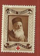 Timbre Belgique  N° 496 - 1918 Croix-Rouge