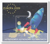 Kosovo 2009, Postfris MNH, Europa Cept, Astronomy - Kosovo