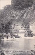HOYOUX Au Lieu Dit à Sas-Bas (Modave)  - Vestiges De L'Ancien Pont De Barse - Edit: E. Desaix N° 11