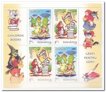 Roemenië 2010, Postfris MNH, Children Books