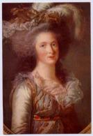 MADAME ELISABETH DE FRANCE SOEUR DE LOUIS XVI ROI DE FRANCE - Peintures & Tableaux