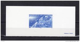 """FRANCE 2007 : Gravure Officielle N° YT 4104 """" 1957-2007 : 50 ANS DE LA CONQUETE DE L'ESPACE """" En PARFAIT état ! - Raumfahrt"""