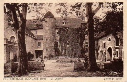 39 DOMBLANS-BLANDANS  Le Château - France