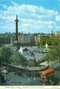 Royaume Uni - 1973 - Londres - Trafalgar Square - Kardorama Ltd - Ecrite, Timbrée, Circulée - 1555