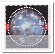 Kroatië 2009, Postfris MNH, Europa Cept, Astronomy - Croatia