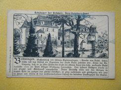 BOTTMINGEN. Le Château. - BL Basle-Country