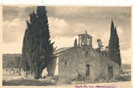 04 // Chapelle Près De MANOSQUE     Coll Electra - Manosque