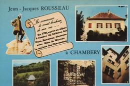 - 73 - CHAMBERY - LES CHARMETTES -  JJ Rousseau - Chambery