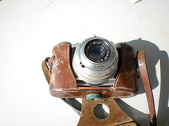 Altix Vebur  Meyer Optik I Do Not Know Right Right, Nor That The Year Of Manufacture Leather Case - Appareils Photo