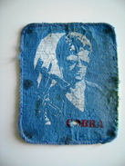 Sylvester Stallone PATCH COBRA   FILM  FILMS ATTORE  PATCHES - Ecussons Tissu