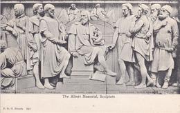 Inglaterra-Londres--Kensington Gardens--The Albert Memorial--Sculptors - Esculturas