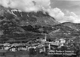 Cart. ( Trentino ) Baselga Di Verrano 557 - Con Lo Stabilimento Dei Bagni Di Fieno - Trento