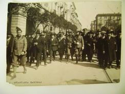 17 X  12,5  ISTANTANEA ZANCOLLI FOTO MILITARE REGIO ESERCITO  ALPINO  LOTTO  LF12 - Militari