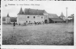 PONDROME ..-- Gîte D' Etape Au Vieux Château . Jeux De SCOUTS . - Beauraing