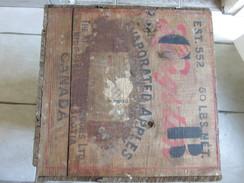 Caisse De Ravitaillement CANADA - 1939-45