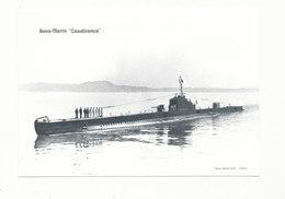 SOUS MARIN CASABIANCA - Sous-marins