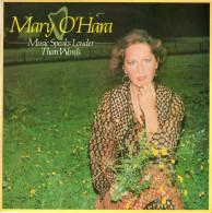 * LP *  MARY O'HARA - MUSIC SPEAKS LOUDER THAN WORDS (England 1978 Mint!!!) - Country En Folk
