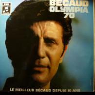 * LP *  GILBERT BECAUD - OLYMPIA 70 ( Germany 1970 EX!!!) - Vinylplaten