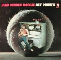 * LP *  JAAP DEKKER BOOGIE SET - SET POINTS (Holland 1972) - Instrumentaal