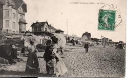 SAINT - PAIR - Sur - MER   - La Plage - Saint Pair Sur Mer