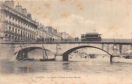 NANTES - La Péche à L'Alose Au Pont Maudit - Nantes