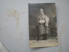Militaria, Foto, Uniform 1915 - War 1914-18