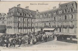 D64 - BIARRITZ - HOTEL CONTINENTAL - RENDEZ-VOUS DE CHASSE - BIARRITZ HISTORIQUE - Biarritz