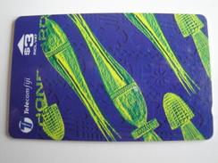 1 GPT Phonecard From Fiji Islands - Handicrafts - 21FJB (0/)