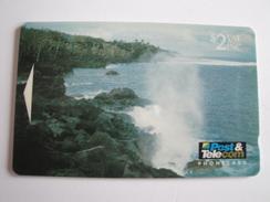 1 GPT Phonecard From Fiji Islands - Views - 04FJB (0)