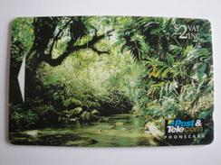 1 GPT Phonecard From Fiji Islands - Views - 02FJB (0)