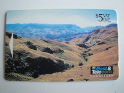1 GPT Phonecard From Fiji Islands - Views - BCFJC (0)