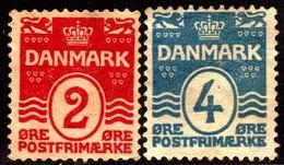 10381 Dinamarca 49 + 51 Regulares N