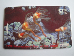 1 GPT Phonecard From Fiji Islands - Undersea Life - 24FJB (0)