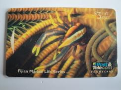 1 GPT Phonecard From Fiji Islands - Undersea Life - 10FJB (0)