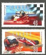 Sc. # 1647 & 48 Gilles Villeniuve, Ferrari T-3 Pair Used 1997 K067