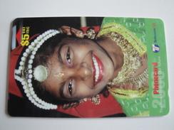 1 GPT Phonecard From Fiji Islands - Children - 27FJC (0)