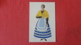 Signed-- Spanish Costumes Jaen=====>ref 2564 - Europe