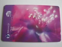 1 GPT Phonecard From Fiji Islands - Flowers - 22FJB