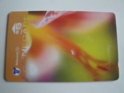 1 GPT Phonecard From Fiji Islands - Flowers - 22FJC (0)