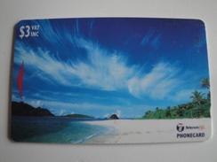 1 GPT Phonecard From Fiji Islands - Views - 26FJB (0)