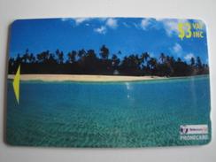 1 GPT Phonecard From Fiji Islands - Views - 26FLB (0)