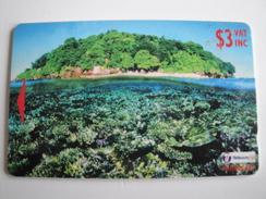 1 GPT Phonecard From Fiji Islands - Views - 26FIB (0)