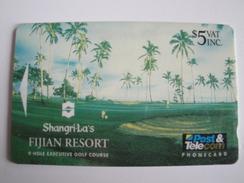 1 GPT Phonecard From Fiji Islands - Fijian Resort - 05FJC (0)