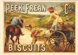 PEEK  FREAN  ./ BISCUITS  / LOT  1229 - Publicité