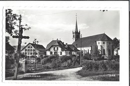 16673 - Promasens Eglise - FR Fribourg